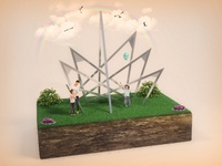 SLSLUX Sculpture Contest