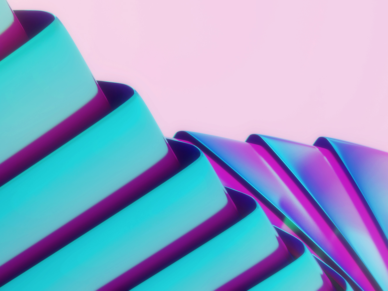 Iridescent Wallpapers vray 3dsmax dribbble wallpapers abstract geometries shapes iridescent illustration geometry shape render art design digitalart graphicdesign 3d piacentino