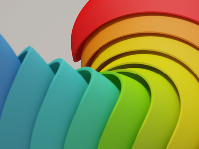 Colorful Wallpaper vray 3dsmax dribbble colorful wallpapers abstract color shape illustration geometry render art digitalart design graphicdesign 3d piacentino
