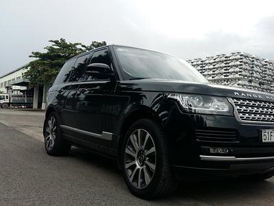 Range Rover in Vietnam biên hòa thuê xe tự lái range rover