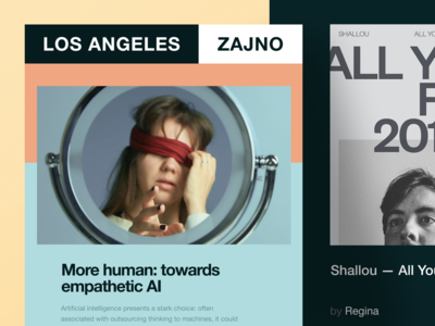 Zajno Newsletter #4: Humans On Fire