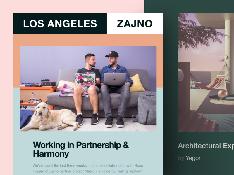 Zajno Newsletter #10: Am I AI? collaboration deep learning artificial intelligence ai tech techno design inspiration zajno ui ux technology share newsletter music email digital creative brand art design agency