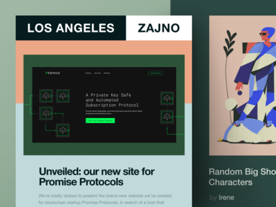 Zajno Newsletter #11: Coding for Designers