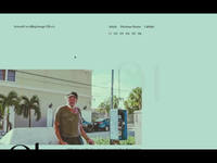 Smooth Scrolling Image Effects smooth scrolling scrolling gsap layout grid ui effect demo html javascript animation css