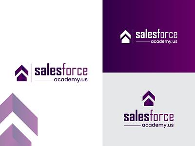 Sales logo | Modern logo | Logo design | Creative logo minimal flat motion graphics animation marketing 2d 3d ux sales app branding creative logo icon vector graphic design ui logo illustration design