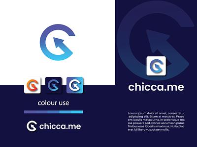 E  commerce logo | c latter | App icon art typography web flat minimal ecommarce latter logo motion graphics animation 3d logo ui vector illustration icon graphic design design creative logo branding app