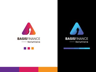 Branding Logo Design | Finance logo art typography minimal web flat modern finance motion graphics 3d animation ux ui vector logo illustration icon graphic design design branding app