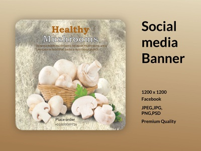 Social media banner design illustration logo ui social media ad graphic design branding banner modern designer