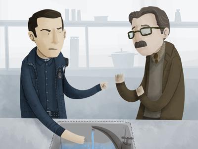 Dirty Hands Gordon