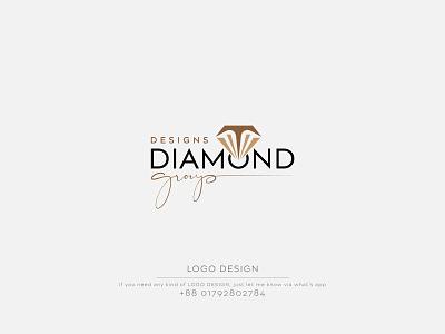 Diamond Group Logo Design | Simple Logo Design diamond shape app icon colorful design vector logo minimalist logo simple logo minimal minimalist logo sale diamond logo logo design logo illustration graphic design design company logo business logo business branding abstract logo