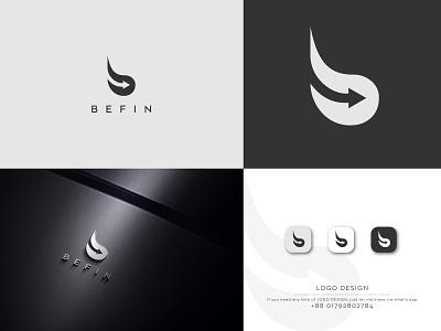 Befin Logo | Abstract Logo Design logo style stylish logo simple logo b logo letter b modern logo vector logo logos logo design vector letter logo logo illustration graphic design design company logo business logo business branding abstract logo