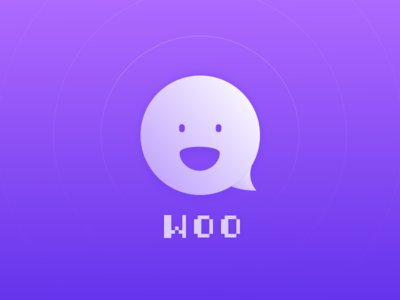 Woo App Logo