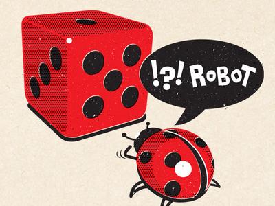 Ladybug & Robot