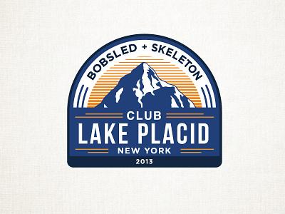 Final Bobsled Club Logo