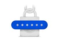 Password reset illustration