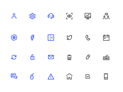 Icons WIP 2