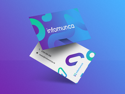infomunca.ro biz cards