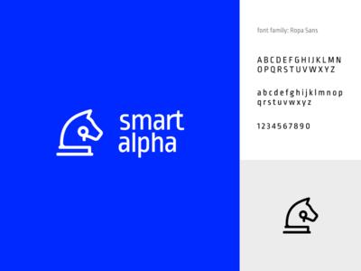 SmartAlpha Logo