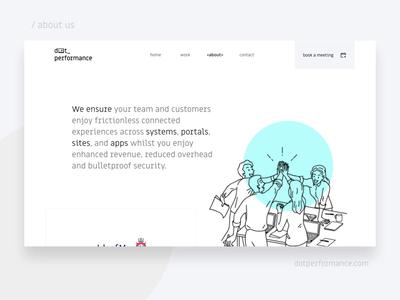 About Us - dotperformance.com