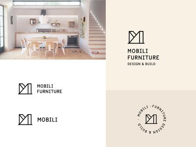 Mobili Furniture Logo