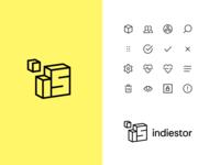 New logo for indiestor