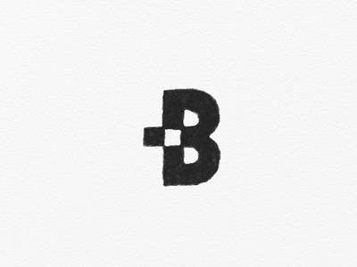 BodyFix Sketch sport massage physio branding feedback work in progress rough concept idea logo drawing sketch
