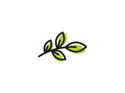 Green logo concept logo 2d green concept logo design concept branding concept logo design leaf logo illustraion leaf natural science green natural