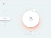 #21 DailyUI / Home Monitoring