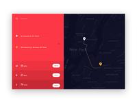 #29 DailyUI / Map