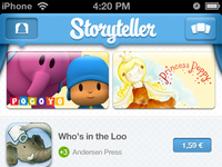 Storyteller for iPhone