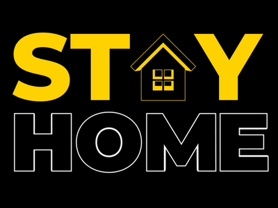 Stay Home Stay Safe tutorial motion after effects animation gif safe home stay staysafe stayhome