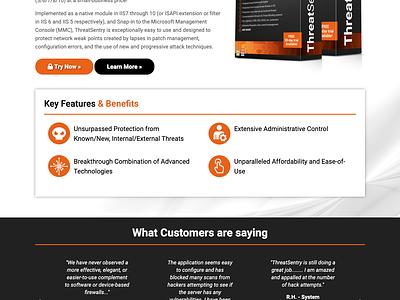 Privacyware Website Design & Development development logo ux web design
