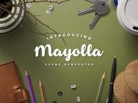 Mayolla Scene Generator