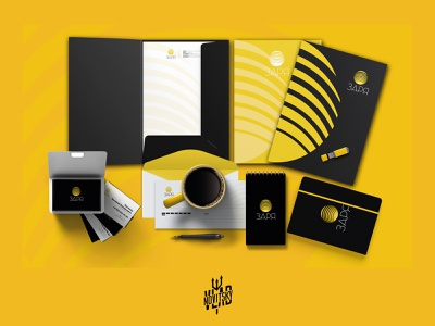 Corporate identity for consulting company visual branding emblem modern corporate identity identity consulding logotype logo branding graphic design