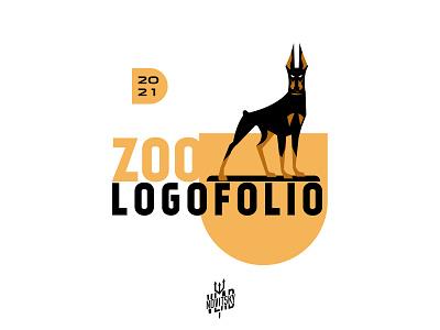 ZooLogofolio 2021 behance portfolio animal zoo logofolio modern illustration logotype logo graphic design