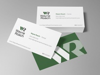 Wayne Roach Business Card