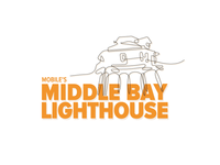 Mobile's Middle Bay Lighthouse
