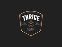 Thrice Beard Oil