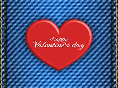Download Valentine's day card design valentinesday vector design emblem heart logo love banner design poster art vector illustration illustration red hearts logo design vector art illustration art valentines day valentine day