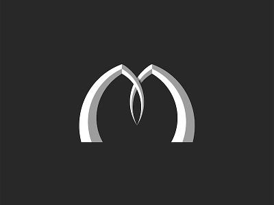 Monogram M letter design monogram emblem branding typography design logo m letter logo minimal minimalist logo lettering logo monogram logo logo design letter logo m monogram m logo
