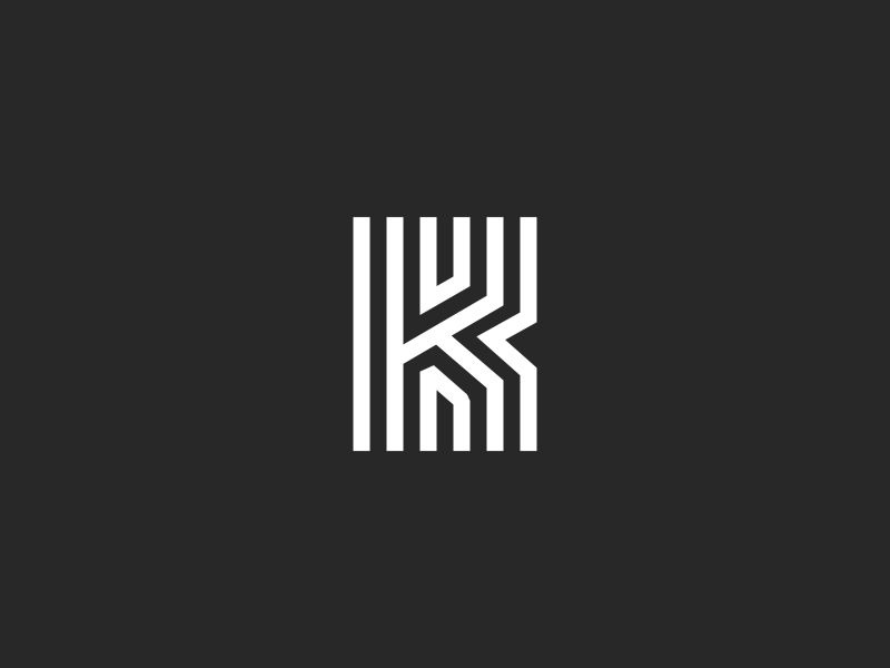 Logo K Letter Monogram Search By Muzli