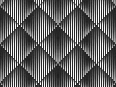 Background concept rhombus geometric shapes