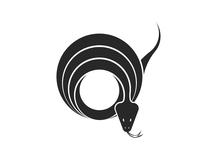 Snake emblem design