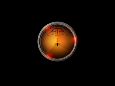 Halloween 3d icon