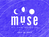 Muse at the Museum Logo