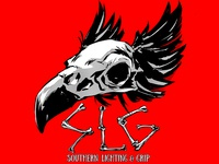 Southern Lighting and Grip t-shirt design