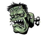 Monster Head