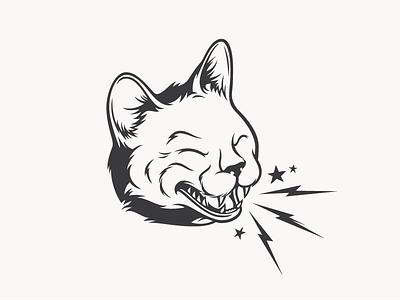 Cat's Meow bark club beer cute fur kitty meow cat