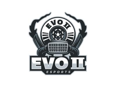 Evo II Logo