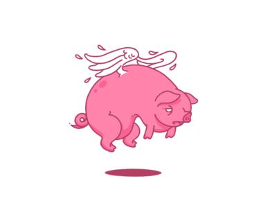 Floating Porker